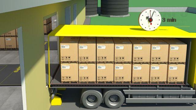 Pisos Móveis para caminhões - capo.eng.br